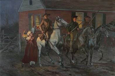 Departure Of The Minutemen