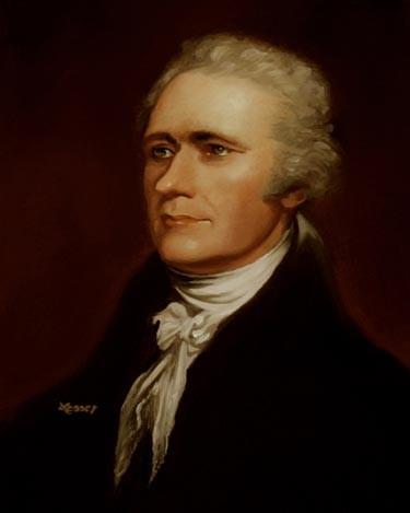 Alexander Hamilton - A Portrait