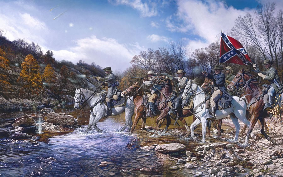 Charge Across the Harpeth