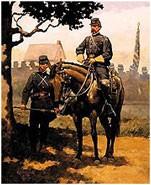 Dawn at Gettysburg