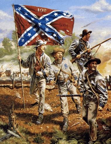 10th South Carolina