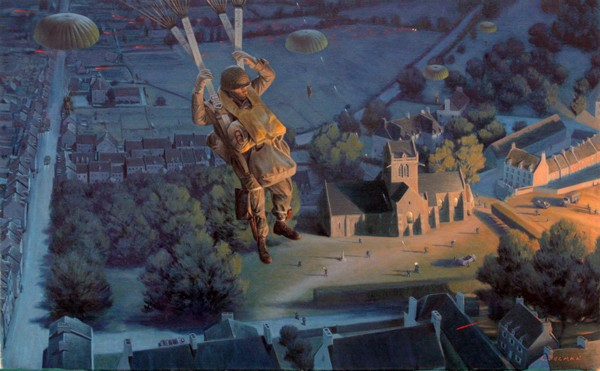 Drop Zone: St. Mere Eglise
