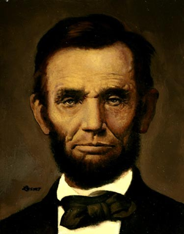 Abraham Lincoln - A Portrait