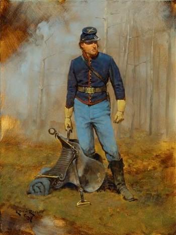 Federal Artillery Driver
