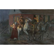 Departure Of The Minutemen