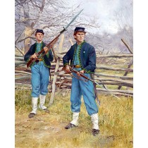 69th Pennsylvania Irish Volunteer Infantry - Companies I & K Baker Guard Zouaves 1861-1862