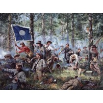 Cleburne at Chickamauga