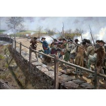 Concord Bridge the Nineteenth of April, 1775