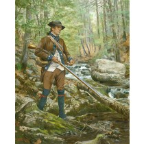 Crockett's Western Battalion, Virginia State Forces 1780-1781