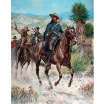 Hay's Regiment of Mounted Texas Volunteers 1847 - Mexican War