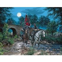 Gettysburg Moon