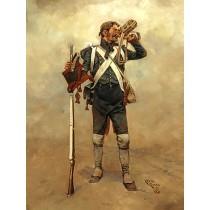 French Foot Artillerist