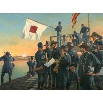 Signaling the Assault on Fort McAllister