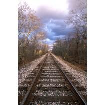 Railroad Tracks, Orrtanna